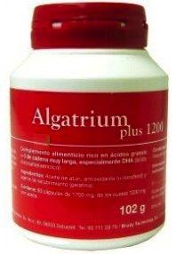 Algatrium Plus 1200mg 60 cápsulas