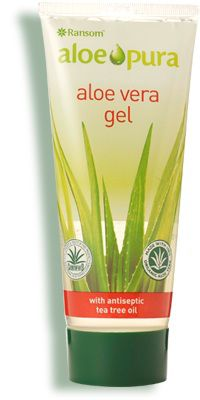 Aloe Pura Aloe vera Gel Árbol de Té Bio 200ml