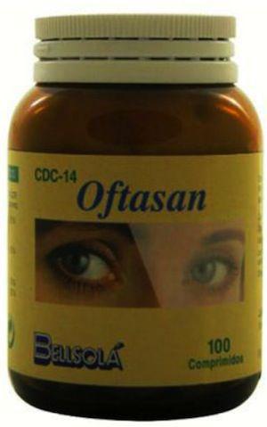 Laboratorio Bellsola Oftasan CDC14 100 comprimidos