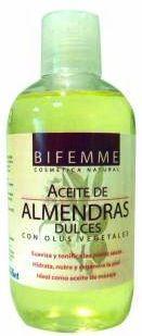 Bifemme Aceite Almendras Dulces 250ml