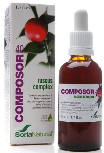 Composor 40 Ruscus Complex 50ml