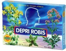 Robis Depri Robis 60 comprimidos