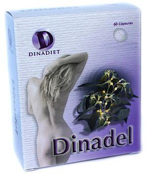 Dinadiet Dinadel 60 cápsulas