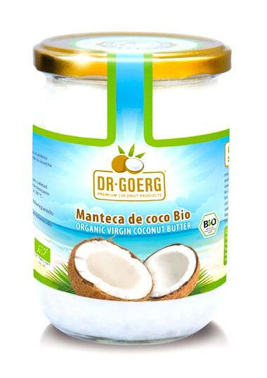 Dr Goerg Manteca de Coco Bio 500ml