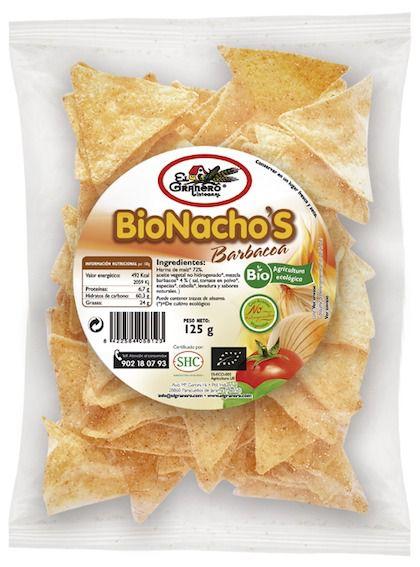 El Granero Integral Bionachos Barbacoa 125g