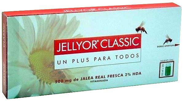 Eladiet Jellyor Classic 20 ampollas
