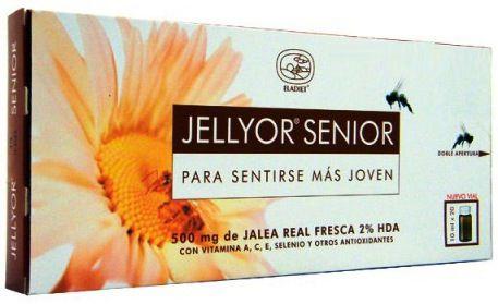 Eladiet Jellyor Senior 20 ampollas