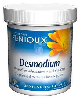 Fenioux Desmodium 200 cápsulas