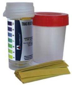 Fharmocat Tiras Reactivas pH 100 unidades