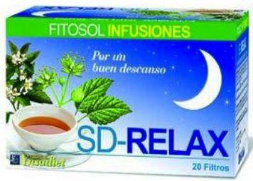 Fitosol Infusión SD Relax 20 filtros