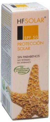 Herbofarm Crema Solar Protectora SPF50 HF Cosmetics 50ml