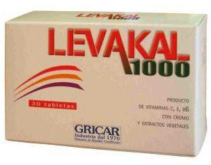Herbofarm Levakal 1000 30 comprimidos