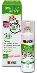 Ineldea Pediakid Repelente de Insectos BIO spray 100ml