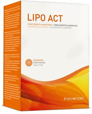 Inovance Lipo Act 90 cápsulas