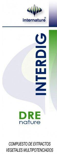 Internature Drenature Interdig gotas 30ml