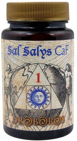 JellyBell Sal Salys 01 CaF 60 comprimidos