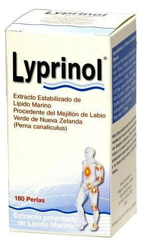 Lyprinol 180 perlas
