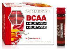 Marnys BCAA Glutamina 20 viales