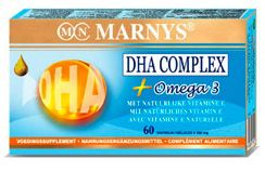 Marnys DHA Complex 515mg 60 perlas