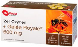 Natiris Zell Oxygen Royal Yelly 14 ampollas
