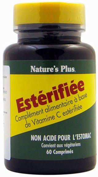 Nature's Plus Estérifiée 60 comprimidos