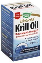 Nature's Way Aceite de Krill EfaGold® 30 cápsulas