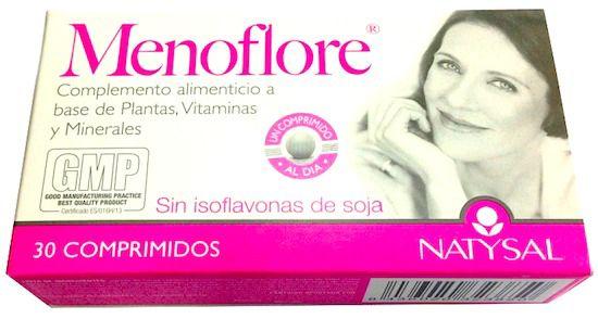 Natysal Menoflore 30 comprimidos