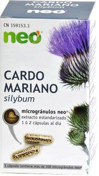 Neo Cardo Mariano Microgranulos 45 cápsulas