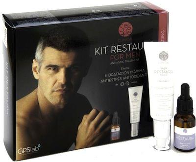 Segle Clinical Kit Restaura Hombre