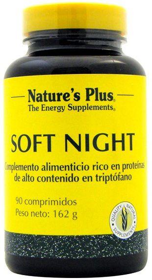 Nature's Plus Soft Night 90 comprimidos