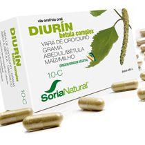Soria Natural 10-C Diurín 60 cápsulas