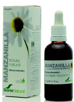 Soria Natural Manzanilla Extracto 50ml