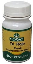 Sotya Té Rojo 100 comprimidos