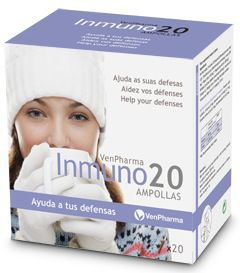 Vendrell Inmuno20 20 ampollas