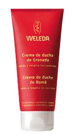 Weleda crema de ducha Granada 200ml