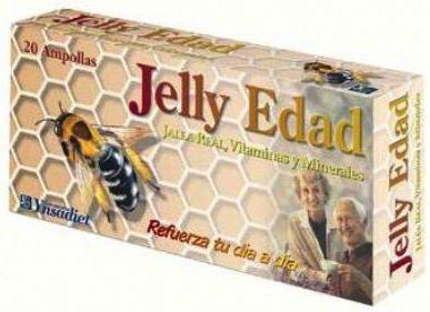 Ynsadiet Jelly Edad 20 ampollas